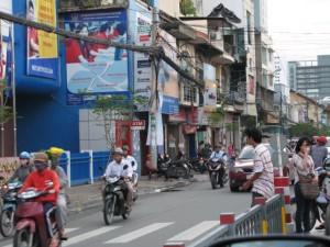 ベトナム交通事情_1